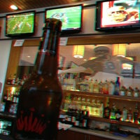 Photo taken at The Over/Under Bar & Grill by Craig on 9/14/2013