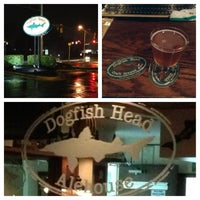 Photo taken at Dogfish Head Alehouse by Dee A. on 1/31/2013