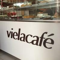 Photo taken at Viela Café by Henrique B. on 1/30/2013
