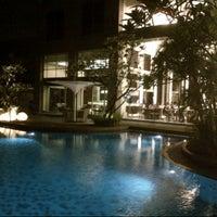 Photo taken at Hotel Santika Premiere Jakarta by Panji I. on 6/10/2013