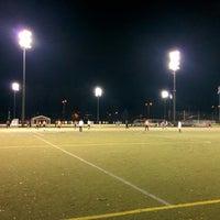 Photo taken at Marymoor Soccer Fields by Samson N. on 10/29/2014
