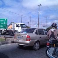 Photo taken at Avenida Bacharel Tomaz Landim by Souza J. on 10/2/2012
