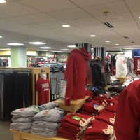 Photo taken at Indiana University Bookstore (IMU) by Vincent W. on 12/19/2012