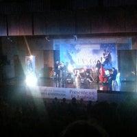 Photo taken at Liceo Salazar y Herrera by Marce L. on 7/7/2013