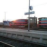 Photo taken at Bahnhof Herrenberg by Tilo H. on 4/25/2013