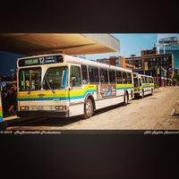 Photo taken at Windsor International Transit Terminal by Joseph M. on 8/13/2014