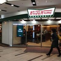 Photo taken at Krispy Kreme by takeponchi on 2/26/2013