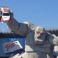 Photo taken at Dover International Speedway by Valerie G. on 9/30/2012