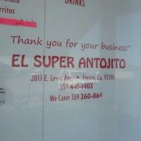 Photo taken at El Super Antojito-Taco Truck by David J. F. on 4/6/2014