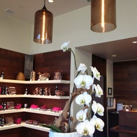 Photo taken at Fran's Chocolates by Kerry M. on 2/7/2014
