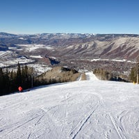 Photo taken at Aspen Mountain by Daniel C. on 1/19/2013