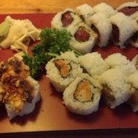 Photo taken at Fuji Sushi by Wesley B. on 7/9/2013