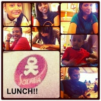 Photo taken at Solaria by Dirta P. on 4/7/2013