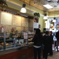 Photo taken at Bagel Maven Cafe by Joshua G. on 4/6/2013