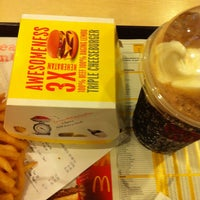Photo taken at McDonald's by Calif S. on 3/2/2013