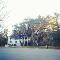 Photo taken at Lowcountry Visitors Center & Museum (at Frampton Plantation) by William B. on 1/18/2013