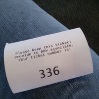 Photo taken at Bureau Of Motor Vehicles by Nichole R. on 5/14/2013
