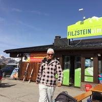 Photo taken at Restaurant Filzsteinalm by Philippe B. on 4/1/2014