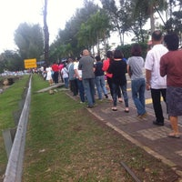 Photo taken at SK Seafield Subang Jaya by Tziaaa on 5/5/2013