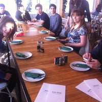 Photo taken at Osteria nel Parco by Aliona F. on 3/12/2013