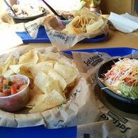 Photo taken at Salsarita's Fresh Cantina by Melanie G. on 5/9/2013