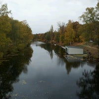Photo taken at Bienitz by Michael G. on 10/27/2012