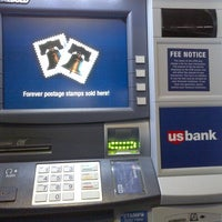 Photo taken at U.S. Bank ATM by Chuck G. on 4/25/2013