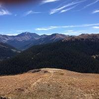 Photo taken at Independence Pass by Matt C. on 10/10/2015