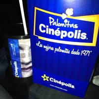 Photo taken at Cinépolis by Leo R. on 11/10/2012