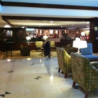 Photo taken at DoubleTree by Hilton Hotel Augusta by Ariel P. on 9/30/2012
