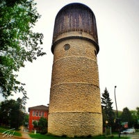Photo taken at Ypsilanti Water Tower by Todd W. on 9/15/2012