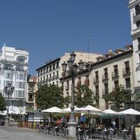 Photo taken at Plaza de Santa Ana by Karly S. on 5/16/2013