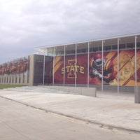 Photo taken at Steve & Debbie Bergstrom Indoor Training Facility by Tyler V. on 10/30/2012