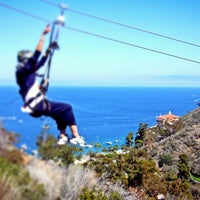 Photo taken at Zip Line Eco Tour by Wasaif A. on 8/20/2016