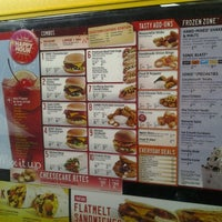 Photo taken at SONIC Drive In by LeAndrew Y. on 9/26/2012