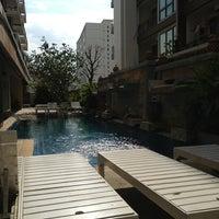 Photo taken at Balitaya Resort by Katerina T. on 12/31/2012