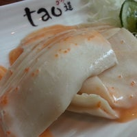 Photo taken at Tao Authentic Asian Cuisine 道 by Shirley Y. on 3/29/2013