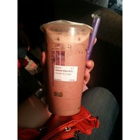 Photo taken at Chatime by Michelle Ann Y. on 10/25/2013
