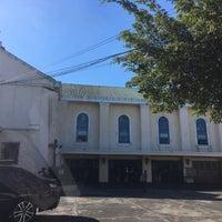 Photo taken at Santuario de San Pedro Bautista Parish by Kerwin M. on 4/8/2016