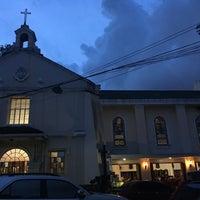 Photo taken at Santuario de San Pedro Bautista Parish by Kerwin M. on 9/5/2016