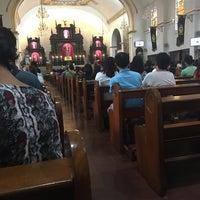 Photo taken at Santuario de San Pedro Bautista Parish by Kerwin M. on 8/14/2016