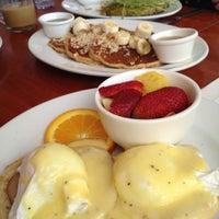 Photo taken at Hugo's Restaurant by Amie on 4/22/2013