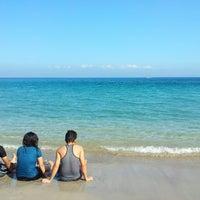 Photo taken at Marine Base Ternate Beach Resort by AJ B. on 3/21/2013