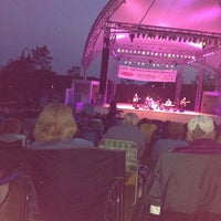 Photo taken at The Levitt Pavilion by Jane S. on 8/9/2014