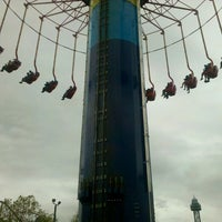 Photo taken at Windseeker by Lisa M. on 5/5/2013