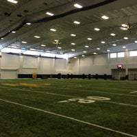 Photo taken at HP Indoor Facility by Jordan S. on 12/30/2012