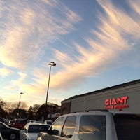 Photo taken at Giant Food Store by Seth M. on 11/6/2013