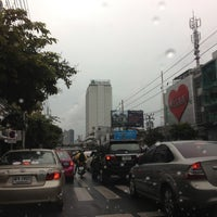 Photo taken at Phetchaburi Road by Nok N. on 7/28/2013