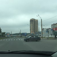 Photo taken at Остановка «Улица Жени Егоровой» by Lana003🚘 on 6/22/2016