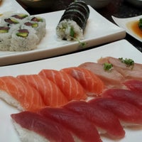 Photo taken at Barracuda Japanese Restaurant by J.D. B. on 7/26/2013